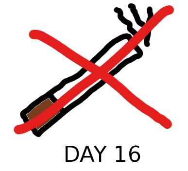 smokefree day 16 swhq